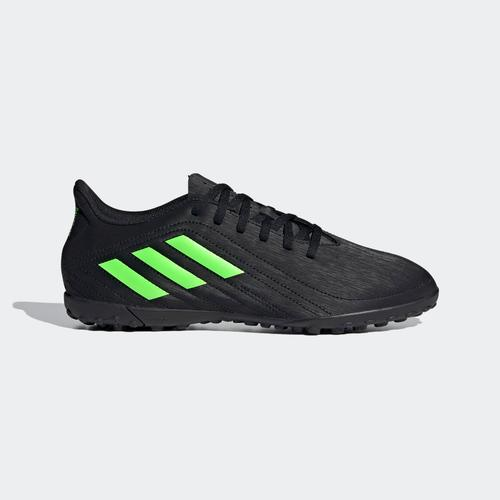 adidas Gusayos Deportivo Pasto Sintetico Erkek Siyah Halı Saha Ayakkabısı (Q46490)