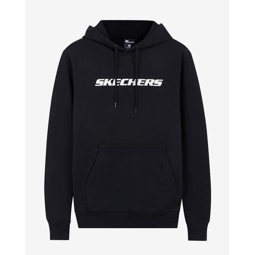 Skechers New Basics Erkek Siyah Sweatshirt (S212266-001)