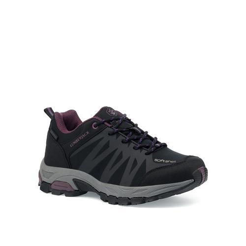 Lumberjack Andor Kadın Siyah Spor Ayakkabı (101032515)