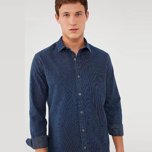 Mavi Jeans Indigo Erkek Mavi Gömlek (021944-18790)
