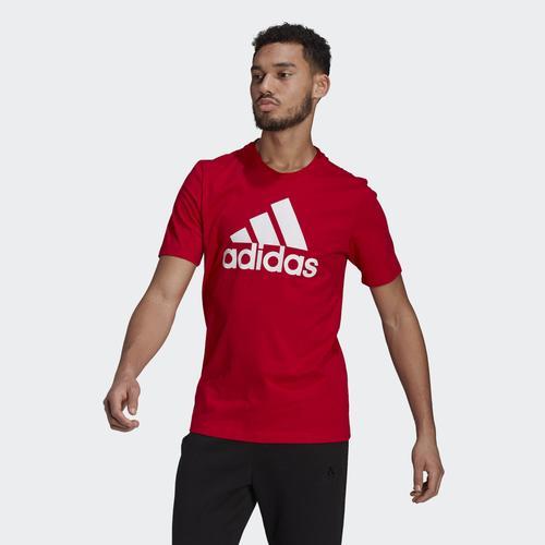 adidas Erkek Kırmızı Tişört (GK9124)