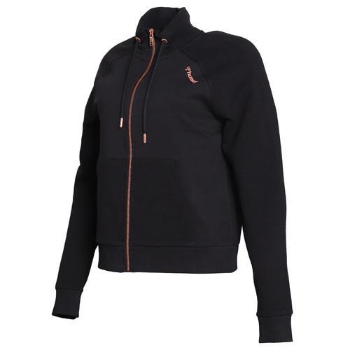 Hummel Zip Kadın Siyah Ceket (921238-2001)