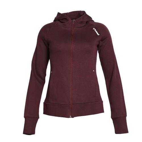 Hummel Zip Kadın Kahverengi Ceket (921257-1319)