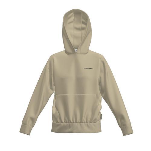 Skechers New Basics Kadın Beyaz Sweatshirt (S212183-614)