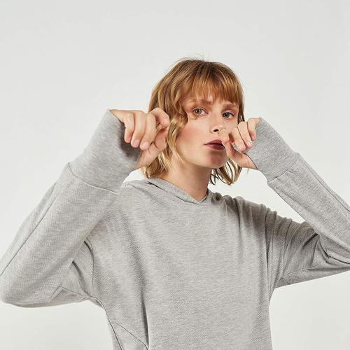 Hummel Gang Kadın Gri Sweatshirt (921084-2010)