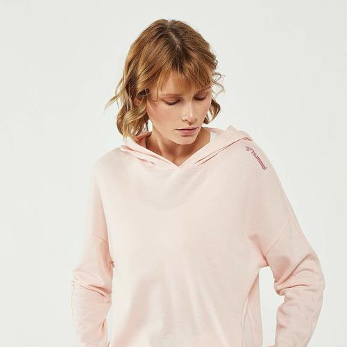 Hummel Gang Kadın Pembe Sweatshirt (921084-3688)
