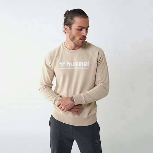 Hummel Numas Erkek Bej Sweatshirt (921116-8004)