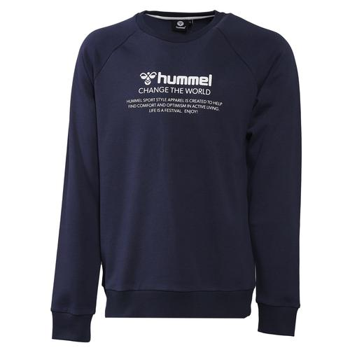 Hummel Numas Erkek Siyah Sweatshirt (921116-7429)