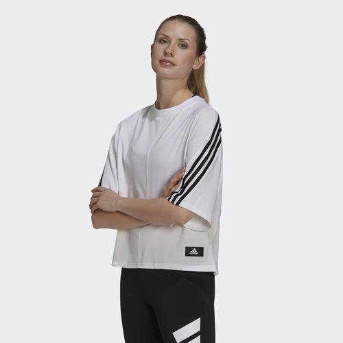 adidas Future Icons Kadın Beyaz Tişört (H39810)