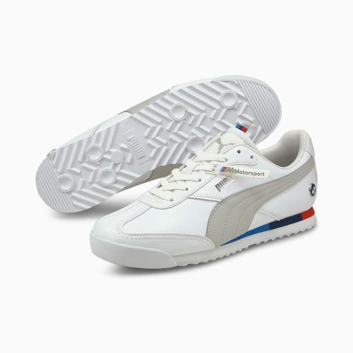 Puma BMW Roma Erkek Beyaz Spor Ayakkabı (306868-02)