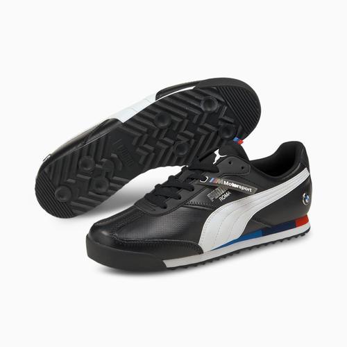 Puma BMW Roma Erkek Siyah Spor Ayakkabı (306868-01)