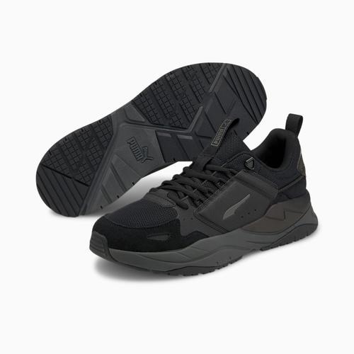 Puma X-Ray² Ramble Erkek Siyah Spor Ayakkabı (380727-01)