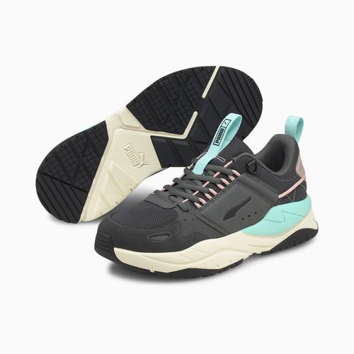 Puma X-Ray² Ramble Kadın Gri Spor Ayakkabı (380727-04)