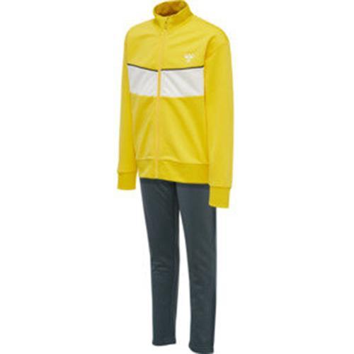 Hummel Tural Çocuk Sarı Eşofman Takımı (210620-5096)
