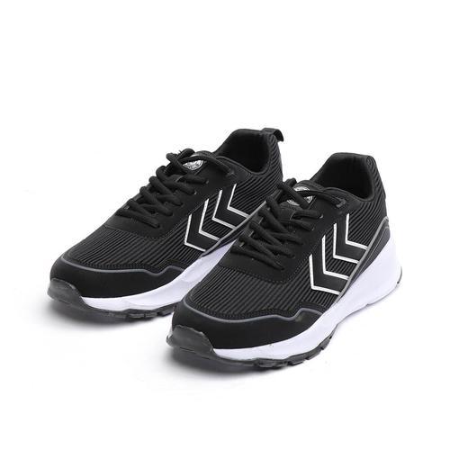 Hummel Stripe Kadın Siyah Koşu Ayakkabısı (900052-2114)