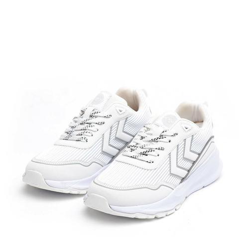 Hummel Stripe Kadın Beyaz Koşu Ayakkabısı (900052-9001)