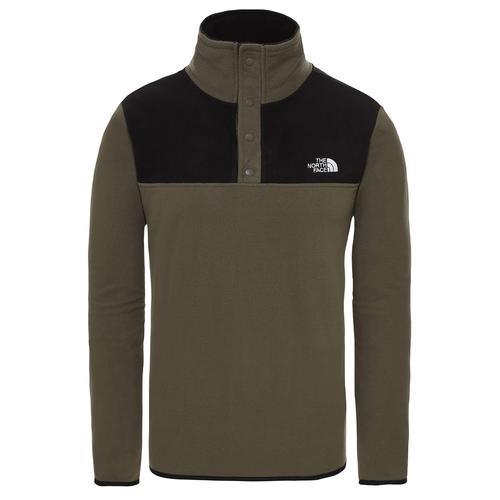 The North Face Erkek Yeşil Sweatshirt (NF0A4AJDBQW1)