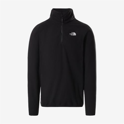 The North Face Mountain Erkek Siyah Sweatshirt (NF0A5IBSJK31)