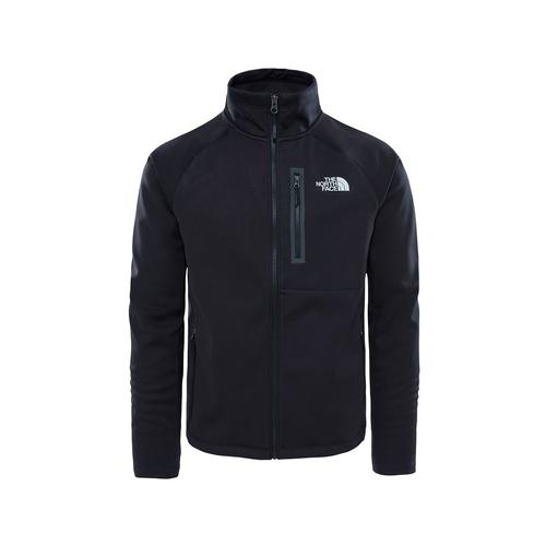 The North Face Softshell Erkek Siyah Ceket (NF0A3BRHJK31)