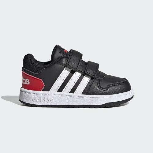 adidas Hoops 2.0 Çocuk Siyah Spor Ayakkabı (FY9444)