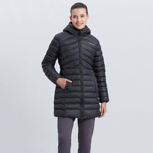 Skechers Essentil Maxi Lenght Kadın Siyah Mont (S212005-001)