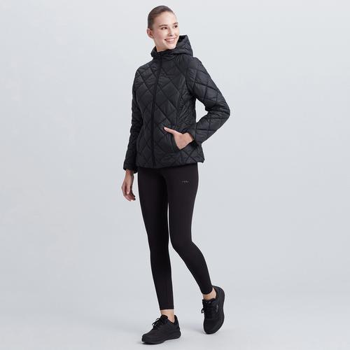 Skechers Capitone Kadın Siyah Ceket (S212001-001)