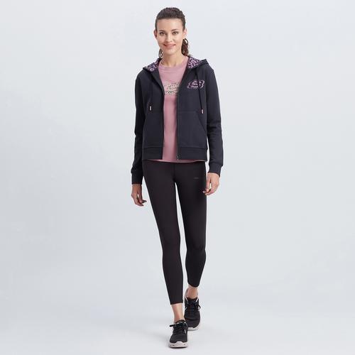 Skechers Summits Kadın Siyah Ceket (S212405-001)