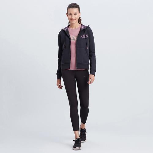 Skechers Summits Kadın Siyah Ceket (S212405-300)