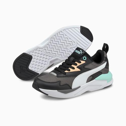 Puma X-Ray Lite Kadın Siyah Spor Ayakkabı (374122-28)