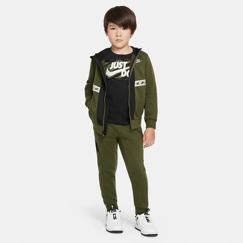 Nike Elevated Çocuk Yeşil Sweatshirt (86H932-F1C)