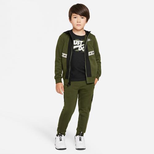 Nike Elevated Çocuk Yeşil Eşofman Altı (86H933-F1C)