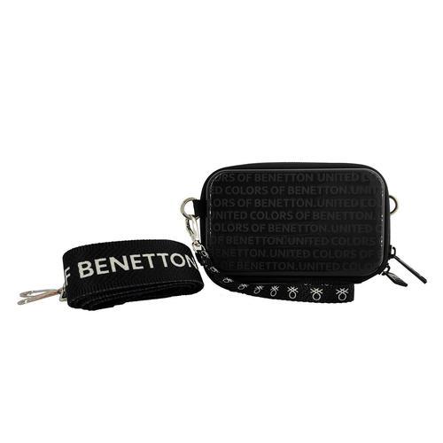 United Colors of Benetton Kadın Siyah El Çantası (BNTM101-BLK)