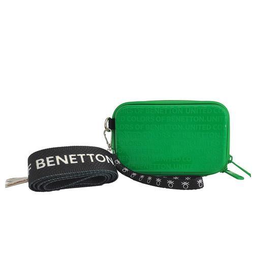 United Colors of Benetton Kadın Yeşil El Çantası (BNTM101-GN)