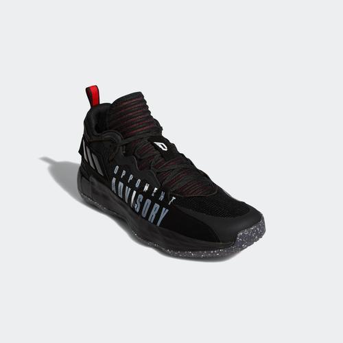 adidas Dame 7 Erkek Siyah Basketbol Ayakkabısı (FY9939)