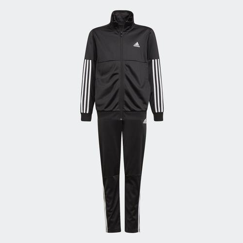 adidas 3-Stripes Team Çocuk Siyah Eşofman Takımı (GM8912)