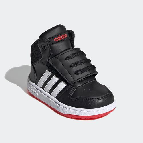 adidas Hoops Mid 2.0 Bebek Siyah Spor Ayakkabı (FY9291)