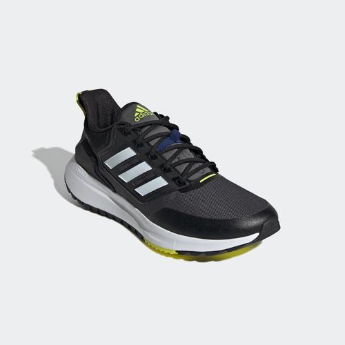 adidas EQ21 Run Cold.Rdy Erkek Siyah Koşu Ayakkabısı (H00496)