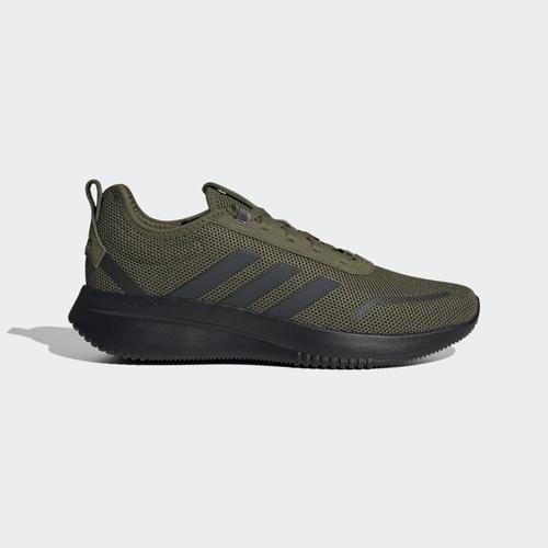 adidas Lite Racer Rebold Erkek Haki Koşu Ayakkabısı (H00676)